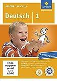 Alfons Lernwelt Deutsch 1 Einzelplatzlizenz - Ute Flierl