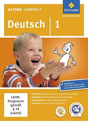 Alfons Lernwelt Deutsch 1 Einzelplatzlizenz