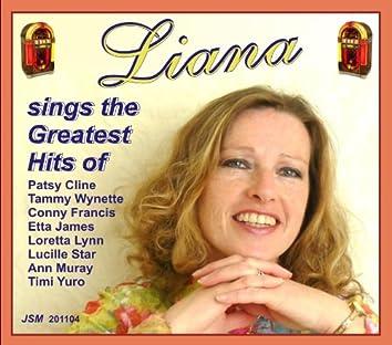 Liana Sings The Greatest Hits