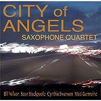 City of Angels Saxophone Quartet Live