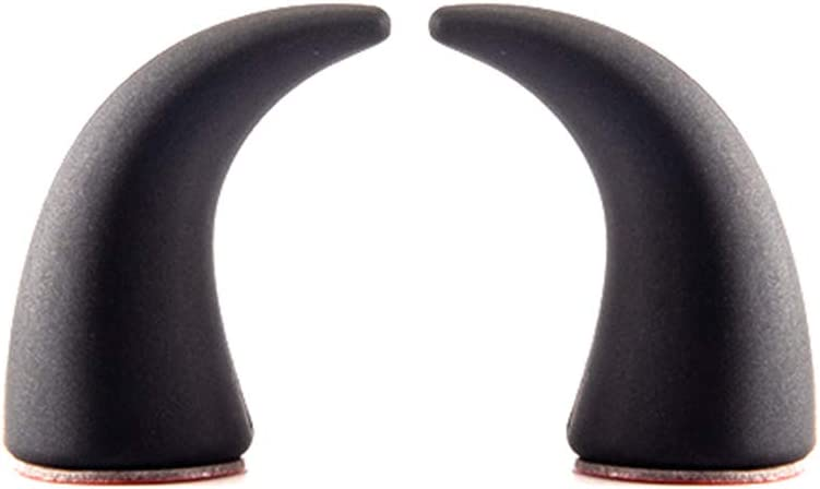 1 Pair Car Decoration Sticker Max 87% OFF 3D Devil Acce Styling Now free shipping Cartoon Horn