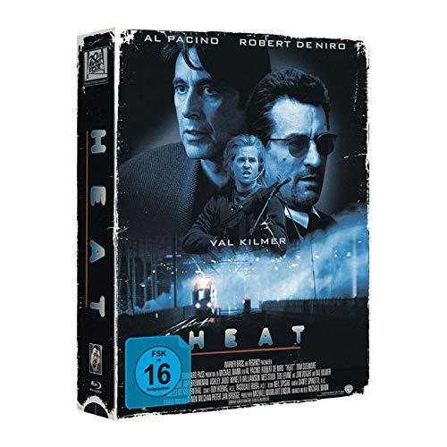 Heat - Exklusive Tape VHS Edition nummeriert Limitiert auf 1.111 Stück - Blu-ray