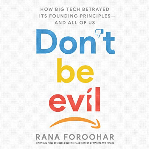 Don't Be Evil cover art