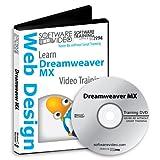 Software Video Learn Adobe Dreamweaver MX Training DVD Sale 60% Off training video tutorials DVD
