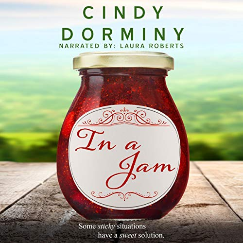 In a Jam audiobook cover art
