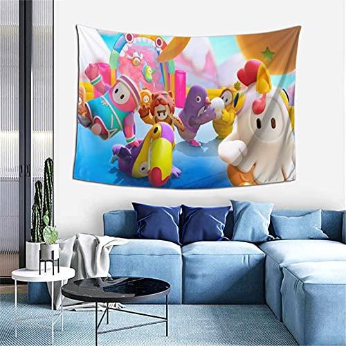 Fa_Ll Póster Gu_Ys Styles Tapiz para colgar en la pared, manta de pared para sala de estar, dormitorio, decoración del hogar, 156 x 100 cm