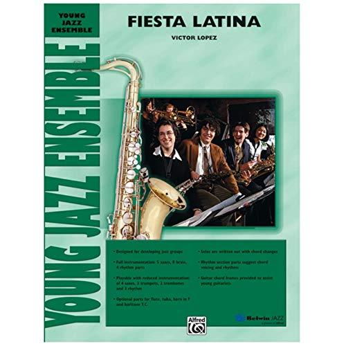 Alfred 00-JEM02035 Fiesta Latina - Music Book