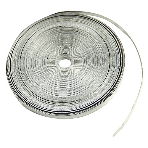 Magnesium Ribbon High Purity Lab Chemicals 1 Rolls 99.95% 25 g approx 70 ft (Original Version)