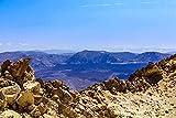 NC69 Parque Nacional del Teide Islas Canarias España Diy 5D Pintura de diamante por número Kits únicos Decoración de la pared del hogar Cristal Rhinestone Decoración de la pared Punto de cruz