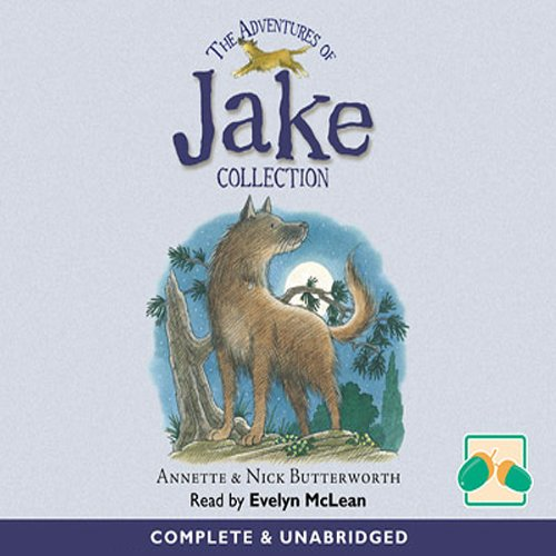 The Adventures of Jake Jellicoe cover art