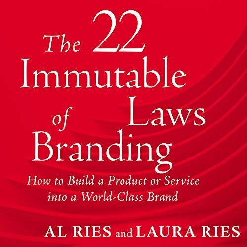 The 22 Immutable Laws of Branding Titelbild