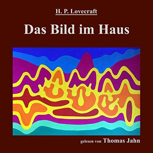 Das Bild im Haus audiobook cover art
