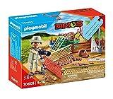 PLAYMOBIL Dinos 70605 Paleontolog - Set Regalo a Partir de 4 años