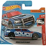 Hot Wheels Dodge Charger Drift HW Rescue 5/10 2020 (217/250) Short Card
