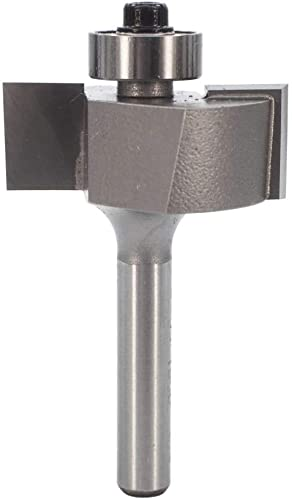 wholesale Whiteside Router Bits 1900 Standard Rabbeting Bit with 1-1/4-Inch sale Large Diameter, 3/8-Inch wholesale Cutting Diameter and 1/2-Inch Cutting Length sale