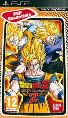 PSP - Dragon Ball Z Shin Budokai 2 - Essentials - [PAL EU - NO NTSC]