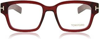 Eyeglasses FT5527 066 Shiny Red