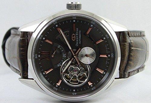 『[オリエント]ORIENT 腕時計 セミスケルトンダイヤルパワーリザーブ SDK05004K 自動巻き メンズ [並行輸入品]』の5枚目の画像