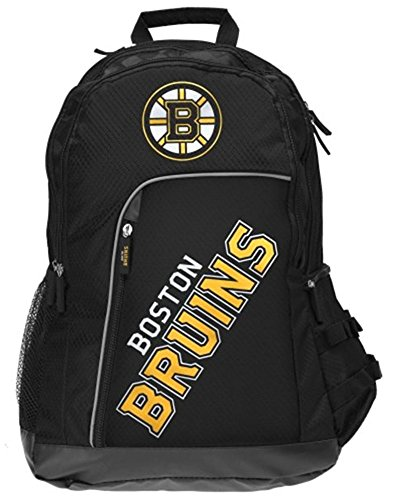 Forever Collectibles NHL Elite Sac à Dos, Adulte Unisexe, Boston Bruins