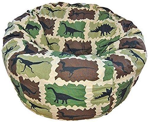 compras en linea HAHAHA Ahh  Products Dinosaurs Camouflage Kid Bean Bag Bag Bag Chair by Ahh  Products  tienda hace compras y ventas
