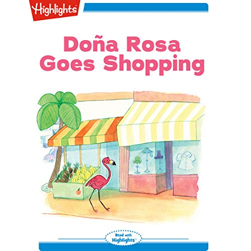 Dona Rosa Goes Shopping copertina