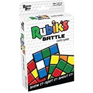 Rubik's Battle Card Game (Tuck Box) - The Fast Game for Rubik's Fans