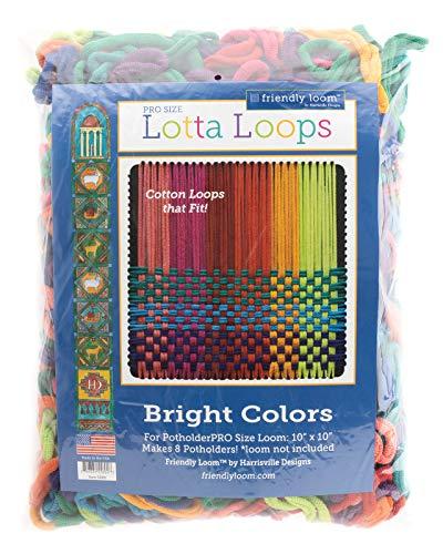Harrisville Designs Lotta Loops 10