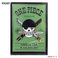 ワンピース 海賊旗クリアファイル ゾロ