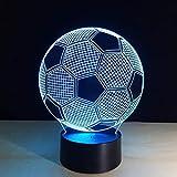Stereo Light Promotion Led Farbwechsel Nachtlicht Fußball Fußball Lampe Stimmung Licht Party...