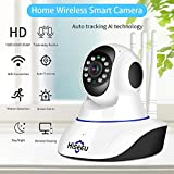 AKDSteel Home Security 1080P 3MP WiFi IP Camera Audio Recording Memory Card Memory P2P HD CCTV Surveillance Wireless Cameraelectronic Product 2MP Australian regulations