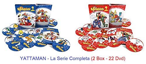YATTAMAN - La Serie Completa (2 Box - 22 Dvd)