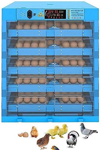 Grote eierinubator 320 kippeneieren automatisch draaiende gevogelte vanger voor de brood van eenden duivenwels temperatuur vochtcontrole