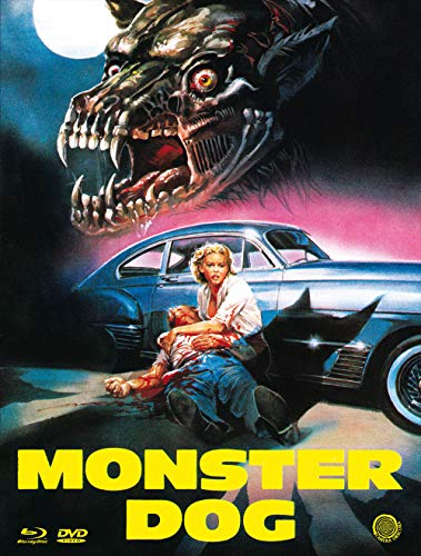 Monster Dog - Mediabook - Cover B - Uncut - Limited Edition auf 333 Stück [Blu-ray]