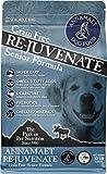 Annamaet Grain-Free Re-Juvenate Senior Formula Dry Dog Food, (Fresh Silver Carp & Turkey), 12-lb Bag