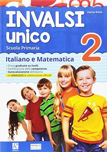 INVALSI unico. Italiano e matematica. Per la Scuola elementare (Vol. 2)