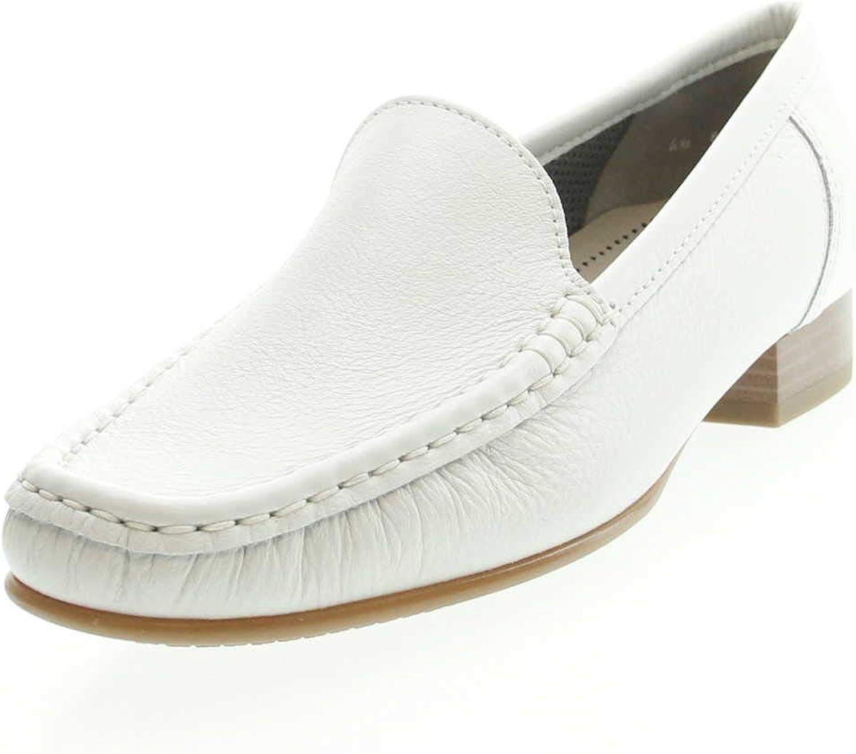 ARA Damen Slipper Slipper Atlanta 12-30137-07 Weiß 609793  hohe Qualität