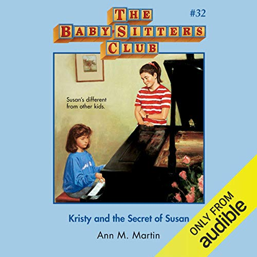 Kristy and the Secret of Susan cover art