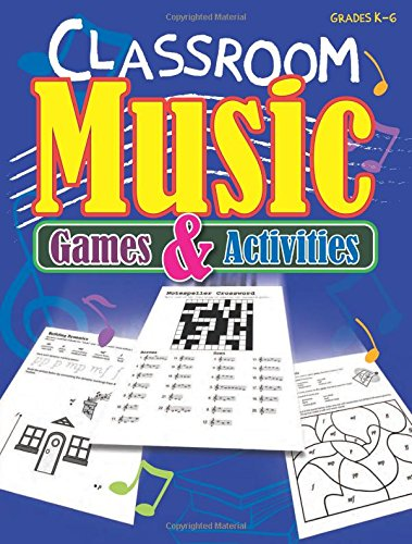 Compare Textbook Prices for Classroom Music Games and Activities  ISBN 9780787710774 by Eisenhauer, Julie
