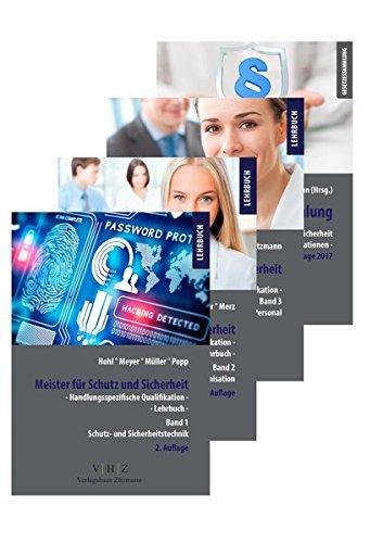 Bundle Meister für Schutz und Sicherheit: Grundlegende + handlungsspezifische Qualifikation (Meister für Schutz und Sicherheit - Handlungsspezifische Qualifikationen)