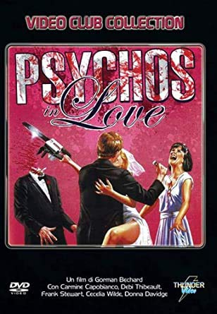 Psychos in Love ( ) [ Italienische Import ]