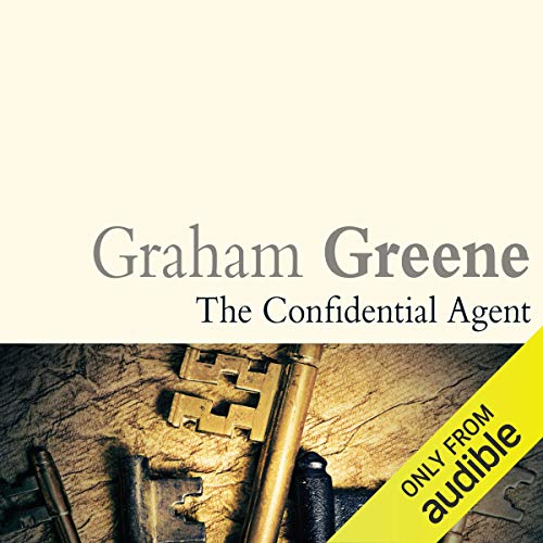 The Confidential Agent Titelbild