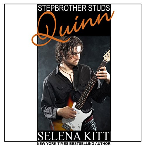 Stepbrother Studs: Quinn audiobook cover art