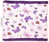Steffi's Nähkiste Kinder Loop Schal mit wärmenden Fleece *handmade* (Schmetterling)