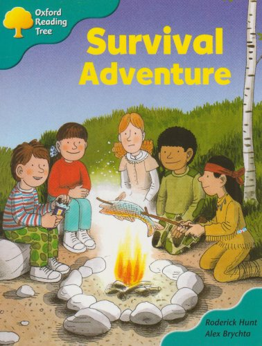 Oxford Reading Tree: Stage 9: Storybooks: Survival Adventureの詳細を見る