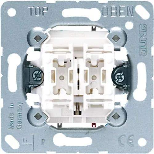 Jung 509VU Jalousie-Wippschalter Schalter 1-polig