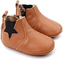 Starbie Baby Boots, Baby Booties, Leather Baby Chelsea Boots, Infant Boots Navy, Baby Boots Brown, Toddler Boots Boys/Girls, Brown Baby Booties