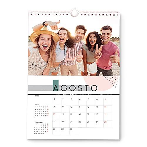 Fotoprix Calendario 2022 pared Personalizado con tus...