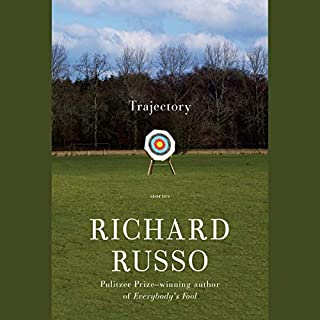 Trajectory audiobook cover art