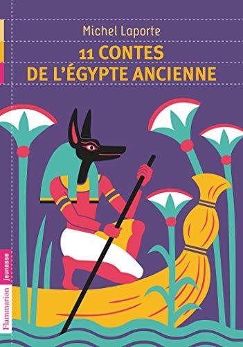 11 historier fra det gamle Egypt