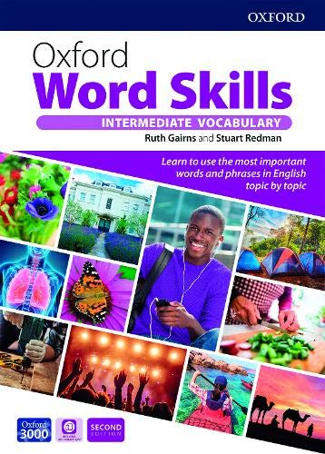 Oxford Word Skills Intermediate Student\'s Book and CD-ROM Pack